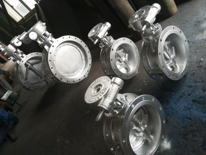 butterfly valve CF8 butterfly valve motorized butterfly valve