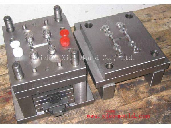 Oil drums cap mould