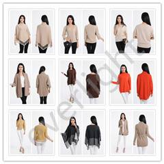 women 100% cashmere sweater