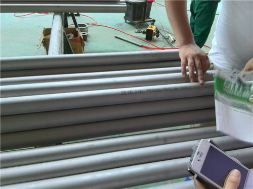 TP301 stainless steel seamless pipes