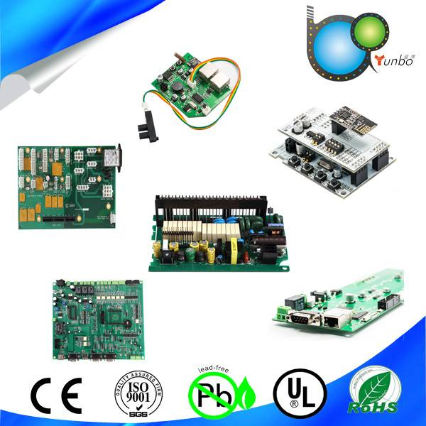 UL 94V0 Multilayer FR4 PCBA