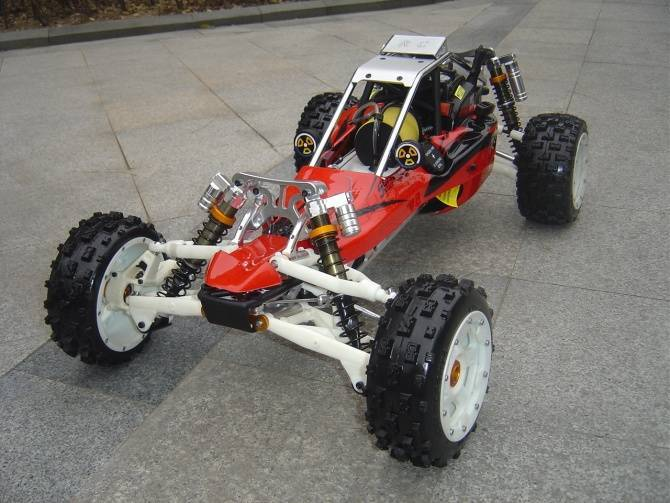 Latest updated Baja 5b 30.5cc buggy with Competitive  Price