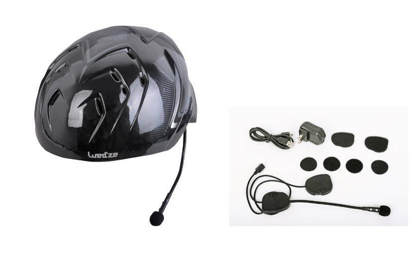 DK-02 Bluetooth helmet headset 20 meters