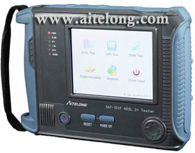 SAT-701F ADSL2+ Tester