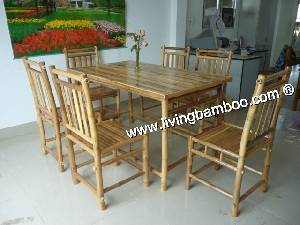 BINH QUOI DINING SET