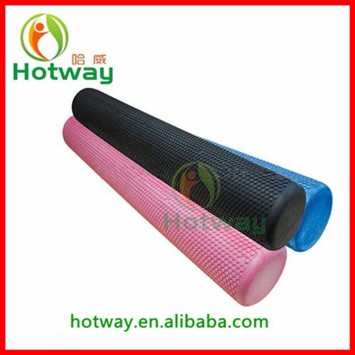 2015 Personalized Floating Point Therapy Yoga Physio Injury Foam Roller New Arrival Fitness Foam Exe
