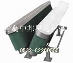 V type restriction conveyor