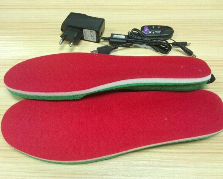 Wholesle Lithium Battery Heating Thermos Heating Insoles