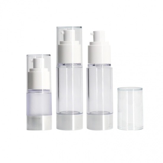 30ml PCTG New Design Airless Cosmetic Bottle For Pre-Makeup