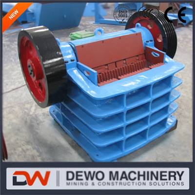 China top brand jaw crusher with high quality
