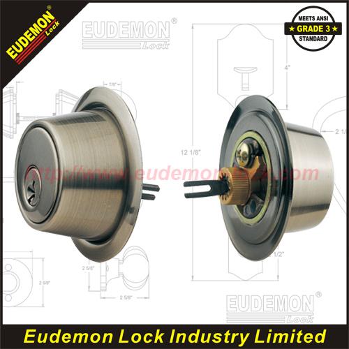 deadbolt lock D104