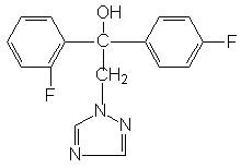 Flutriafol,CAS No:76674-21-0