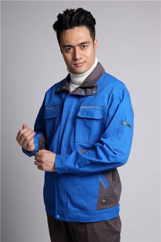 Hot-selling cotton corporate workwear uniform