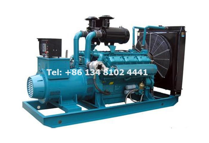 1100 KW/1375 KVA Cummins Diesel Generator