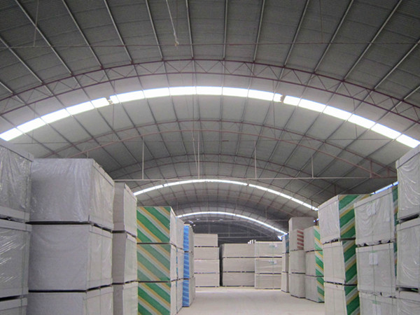 best quality chinese standard gypsum board
