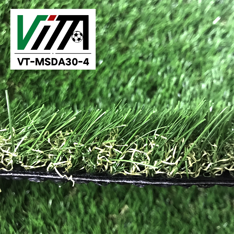 Vita Synthetic Turf Grass Anti-UV Synthetic Garden Turf VT-MSDA30-4