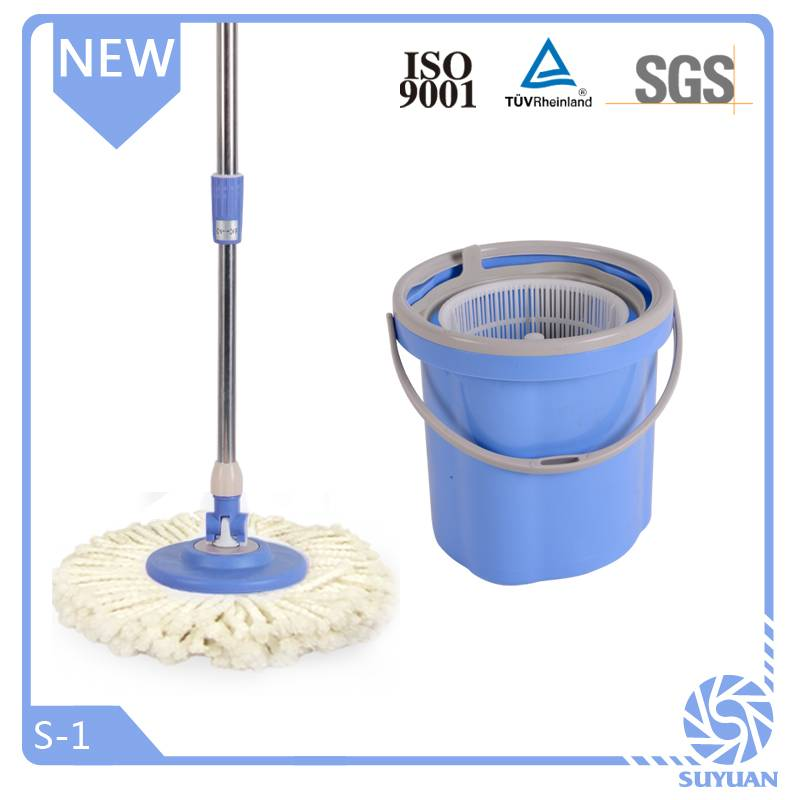 magic spin mop easy cleaning mop
