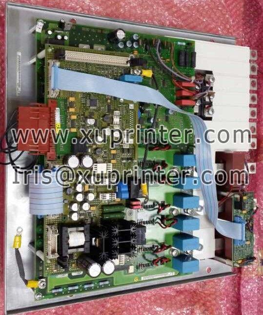 Heidelberg Flat Module BLT5, 00.785.0642, Heidelberg circuit board, Heidelberg press parts