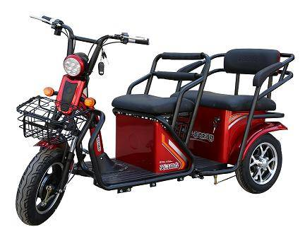 L6 electric tricycle