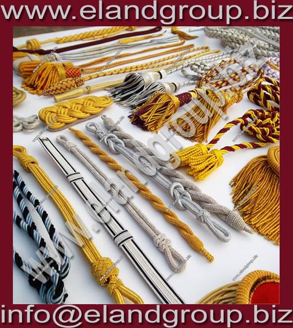 Military Uniform Accessories Supplier