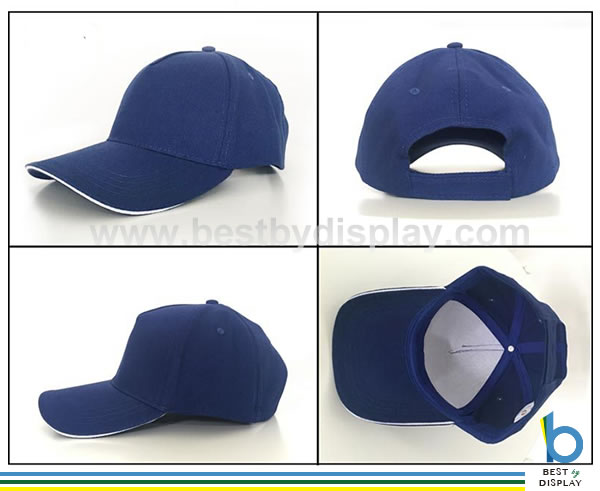 Sport Custom Printing Embroidery Adjustable Golf Baseball Cap