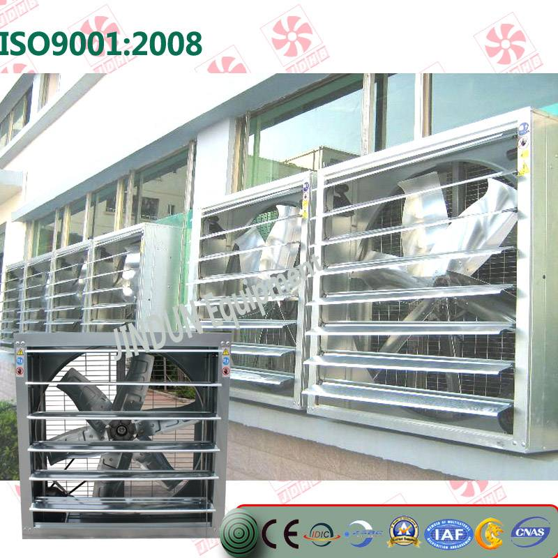 axiel flow type ventilation cooling fan for greenhouse
