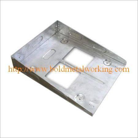Aluminum Industrial Control Panels