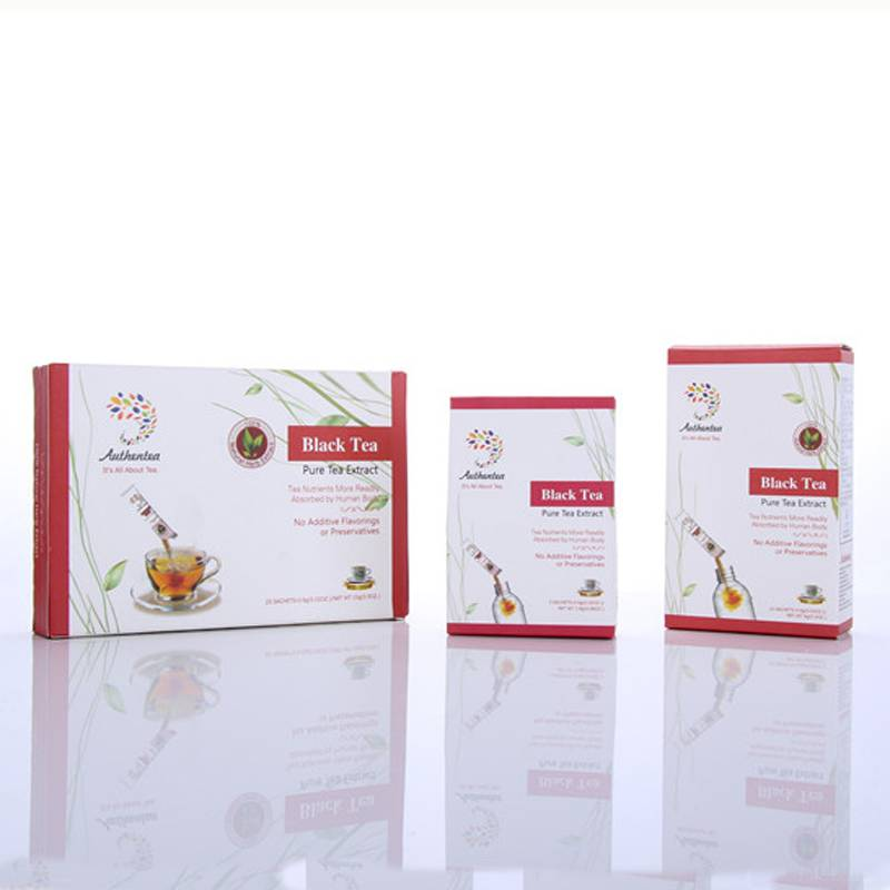 Pure-nature Instant Black Tea Extract
