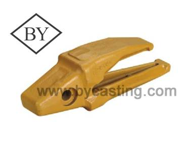 backhoe Caterpillar Parts Weld On Bucket Teeth Adapter 6I6554