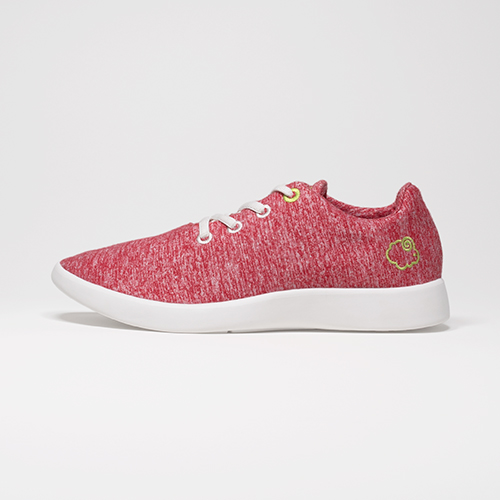 Wool shoes LeMouton Classic_Red