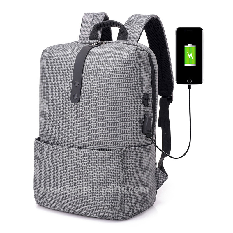 Travel Laptop Backpack 15.6'' Waterproof for Men & Women, Business Computer Backpack Work Daypack Pa