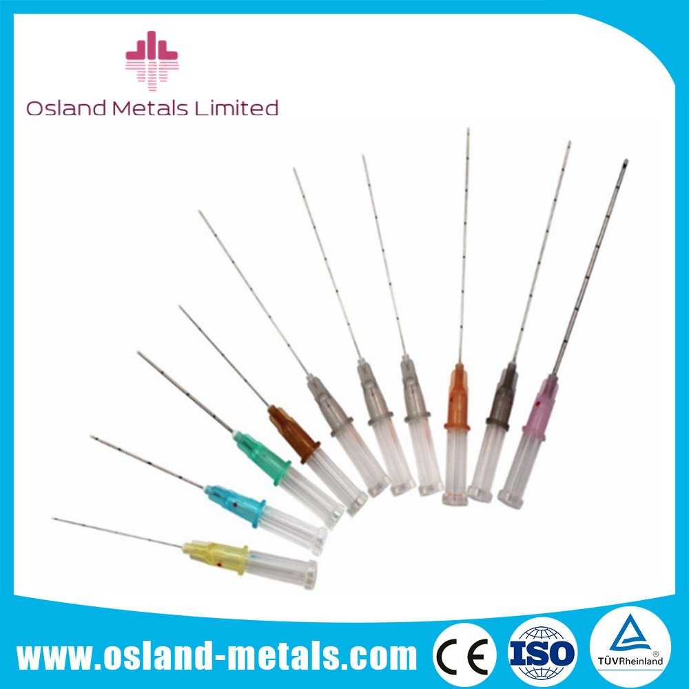 Hot sale Manufacturer Medical Devices Injection Micro Cannula Blunt Tip Needle Micro Cannula for Bea