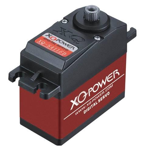 7.4V16kg-cm High Voltage Digital Servo XQ-S4116D