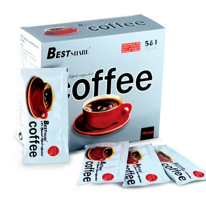 Weight Loss & Slimming 100% Natural Coffee, FDA Approved