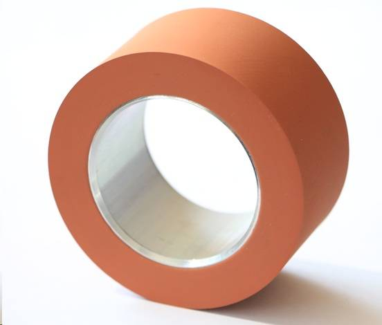 rubber cots for  chemical fiber
