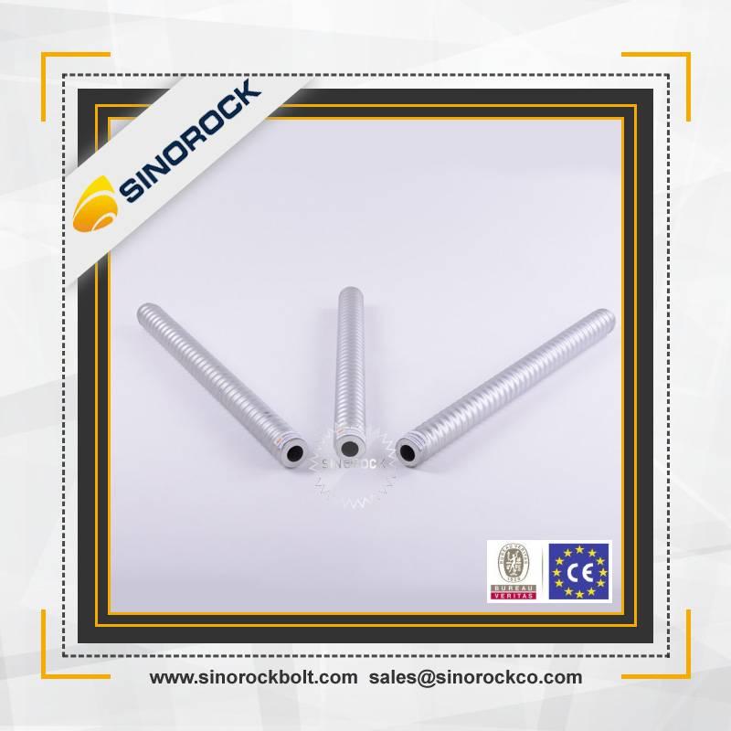 SINOROCK steel tunnel thread self drilling anchor bolt