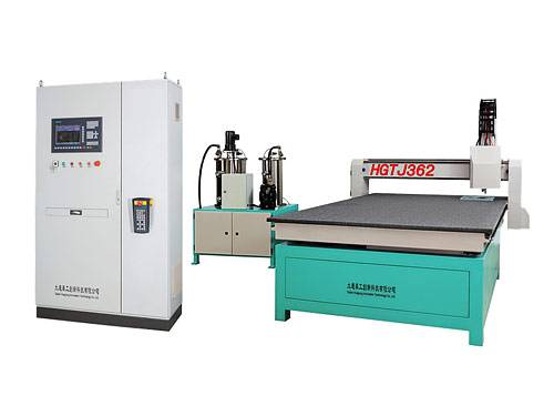 PU Machinery for sealing equipment manufacturer