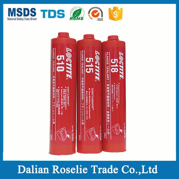 technical data of loctite 510 515 518 573 574 anaerobic sealer