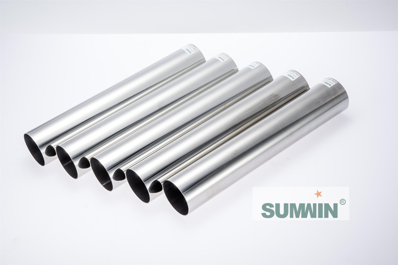 304 316 Decorative Stainless Steel Pipe Tube