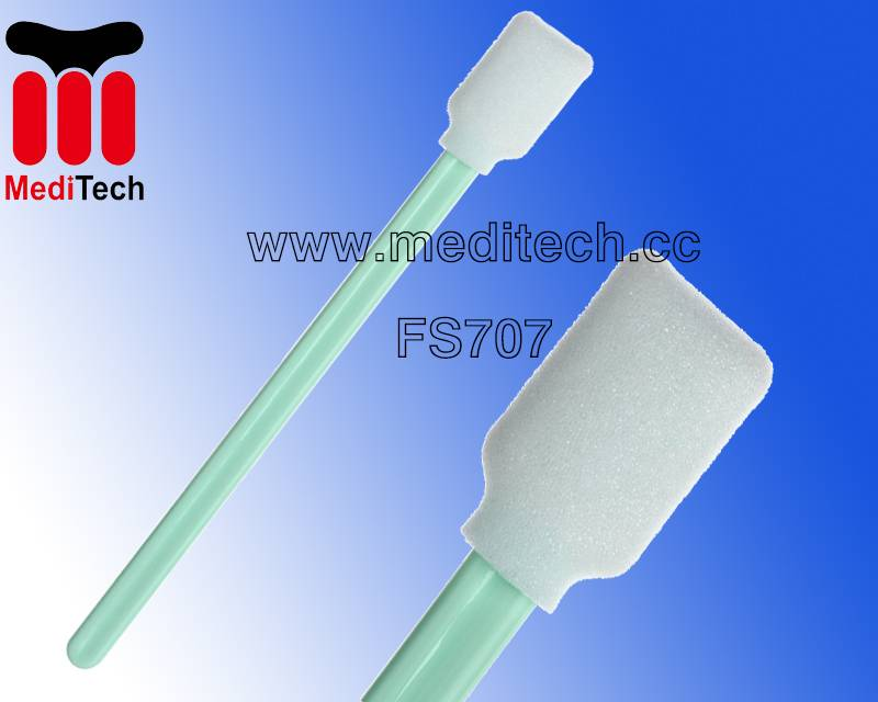 Texwipe TX707A  large retangular cleaning foam swabs