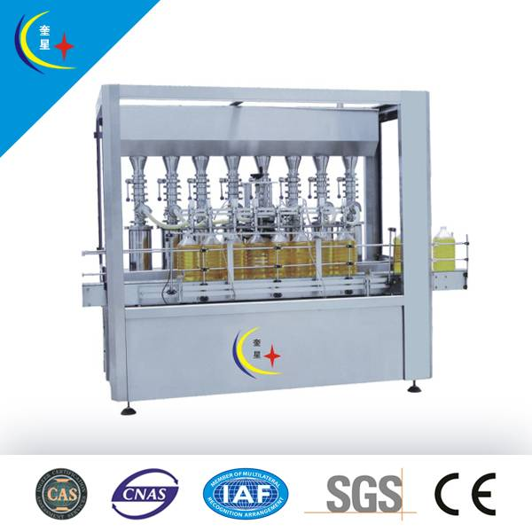 YXT-YGO automatic oil filling machine for bottle