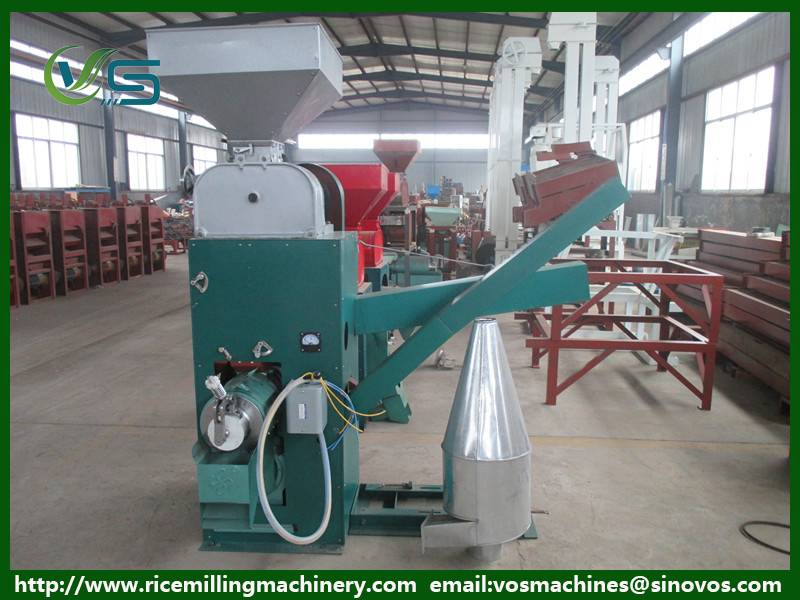 LN series rice mill machine, high capacity rice huller and rice miller