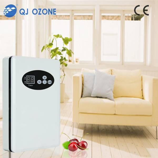 high efficient home ozone generator air purifier negative ion maker