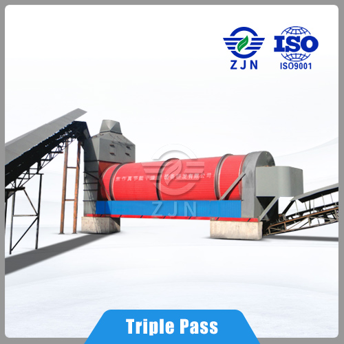 ZJN Drying Machine for Solid waste for Tannery Sludge Drying