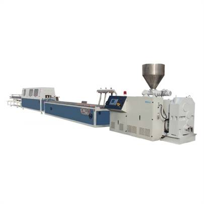 PVC/PC/PP/PE/ABS Special Profile Production Line