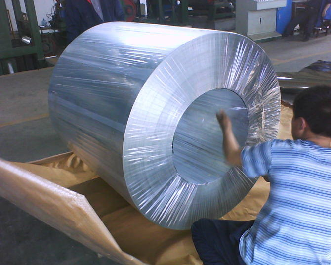 S350GD hot dipped galvanized steel coil