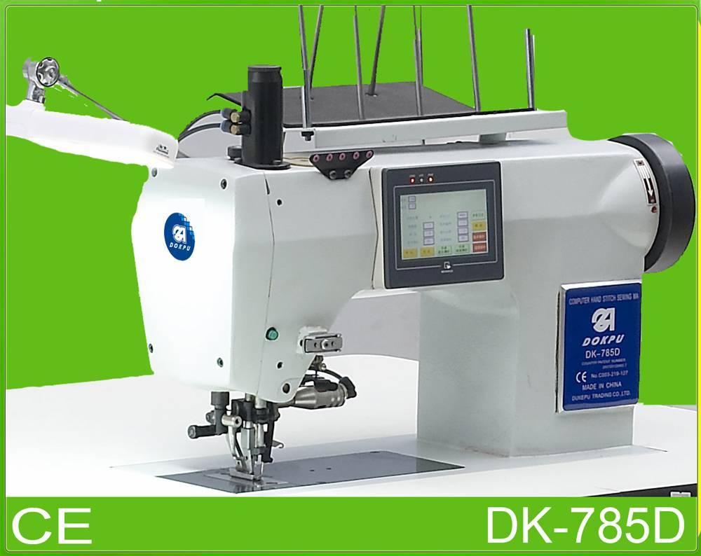 DK-785D Computerized Hand Stitch Sewing Machine