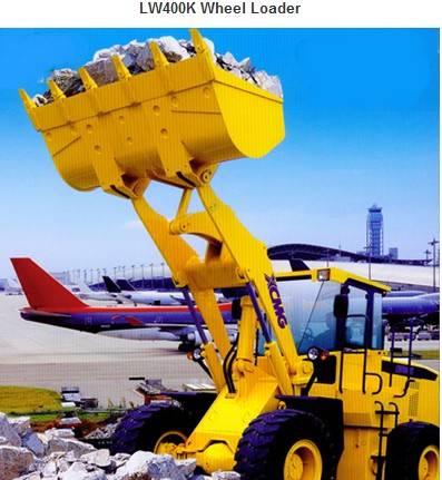 Construction machinery-XCMG Wheel loader LW400K