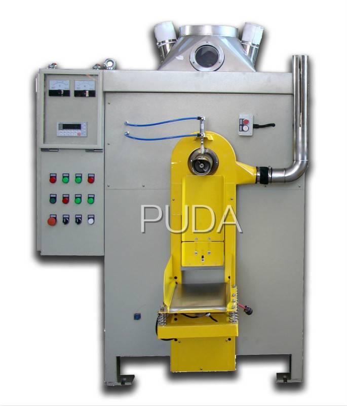 Pakaging Machine for DCS-FW Series: Screw Feeder