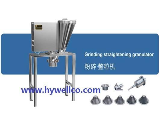 High Speed Sieve Granulator